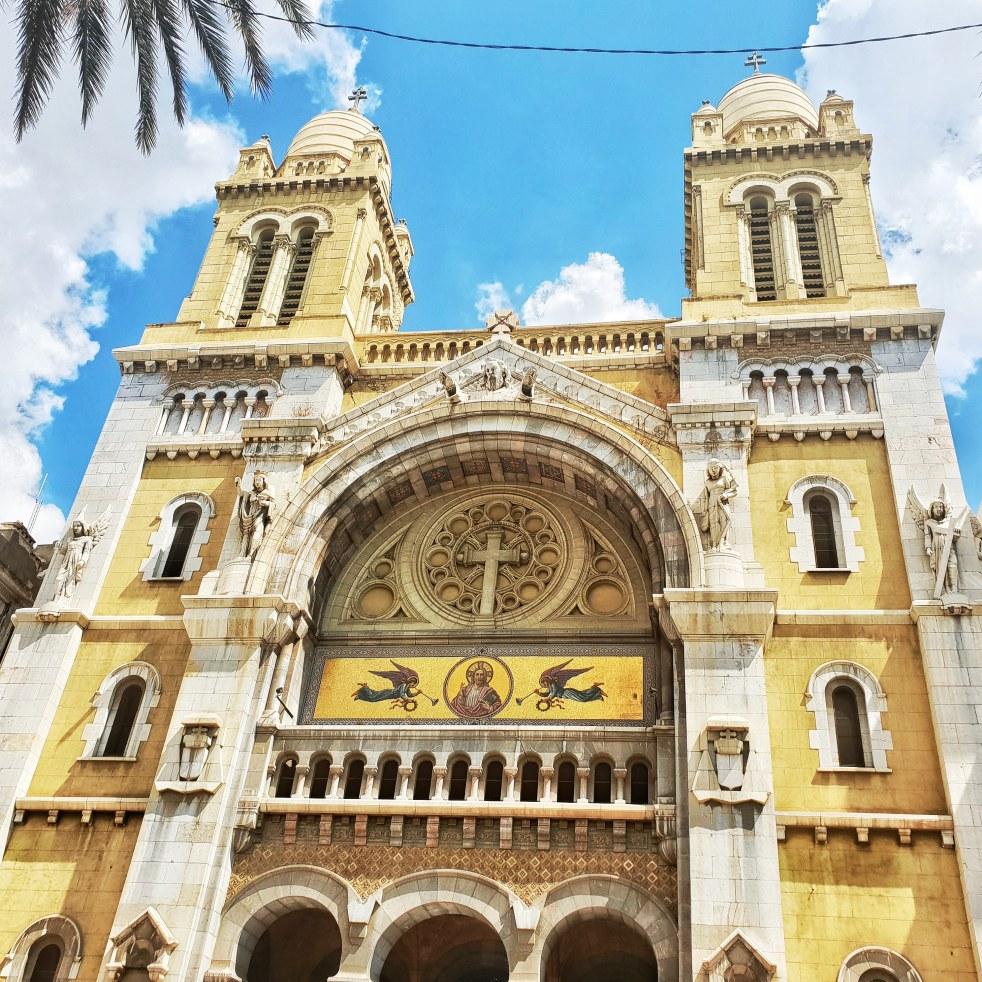 Tunis, Tunisia by Archtrove