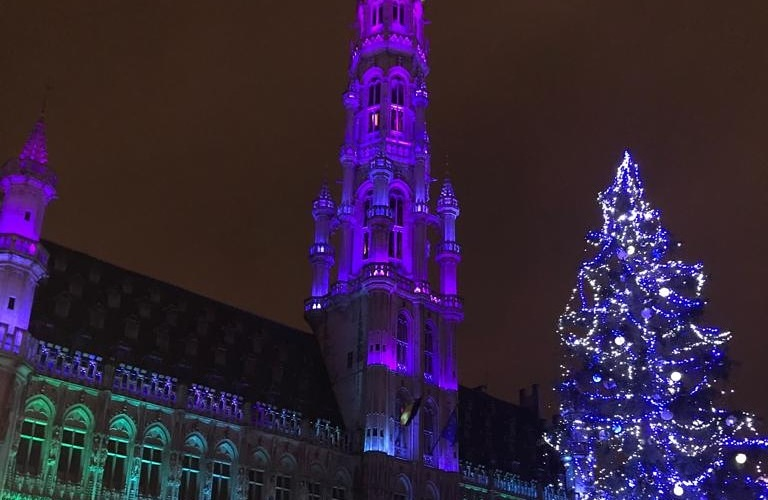 Brussels by Archtrove